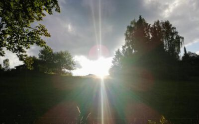 Der Himmel geht auf – Der Fokus darf weit werden