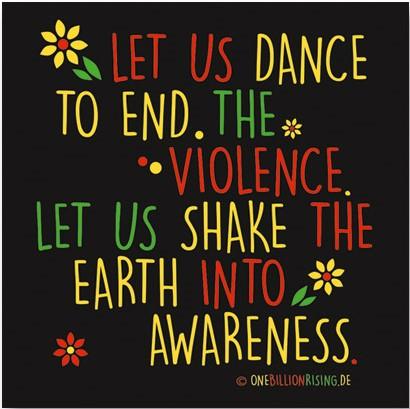 V-Day und One Billion Rising – online